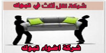 نقل وتخزين اثاث في تبوك Transport and storage of furniture in Tabuk